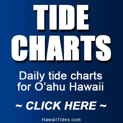 Oahu Tide Charts